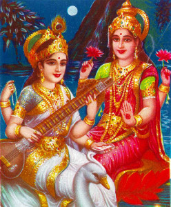 lakshmi saraswati 2